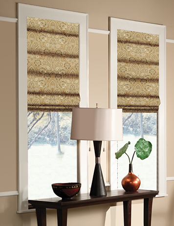 Roman Shades - Soft Fold Group A